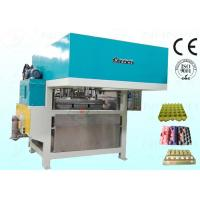 China Egg Tray Pulp Moulding Machine Semiautomatic CE Approved 800Pcs / H wholesale