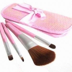 China Promotional Makeup Kit with Aluminum Ferrules wholesale