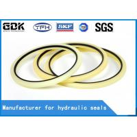 China HBY Mechanical Seal , Hydraulic PU Rod Seal HBY Buffer Ring High Precision on sale