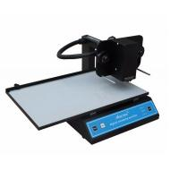 China Digital flatbed hot foil printer Hot stamping foil machine for graphic printing on sale