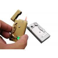 Buy cheap Personality Inflatable Touch Electronic Induction Lighter / Thin Windproof Lighter from wholesalers