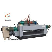 China Spindleless Veneer Lathe With Clipper Builtin on sale