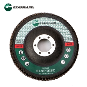 "China Angle Grinder Metal 4-1/2"" 40 Grit Flap Disc Wheel wholesale"