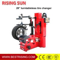 China CE approved Full automatic leverless used automobile tire changer machine for 30inch rim wholesale