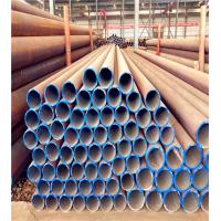 China P265GH P91 Alloy Steel Seamless Pipes Balck Seamless Carbon Steel Pipe wholesale