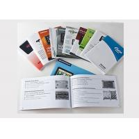 China 16 Page Color Booklet Printing A4 Brochure Printing Matt Lamination OEM Available wholesale