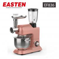 China Easten 3-in-1 Multi-function PlanetaryStandFood Mixerwith Meat Grinder/ 700W Kitchen Mixer Machine wholesale