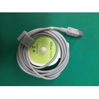 China compatible Philips Efficia fetal monitor TOCO contraction probe cable.989803197541 on sale