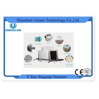 Buy cheap xray scanner machine for security check with high penetration and clear scanned images from wholesalers
