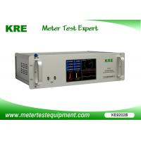 China Single Phase Portable Meter Test Equipment  40 V Color LCD Display RS - 232 Port wholesale