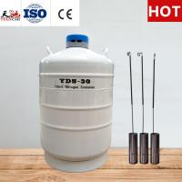 China TIANCHI LN2 Tank 30L Stainless Steel Storage Container Price on sale