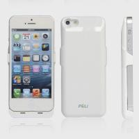 High Capacity iPhone External Battery Charger ,Fashion 2200mAh Mobile Power Bank