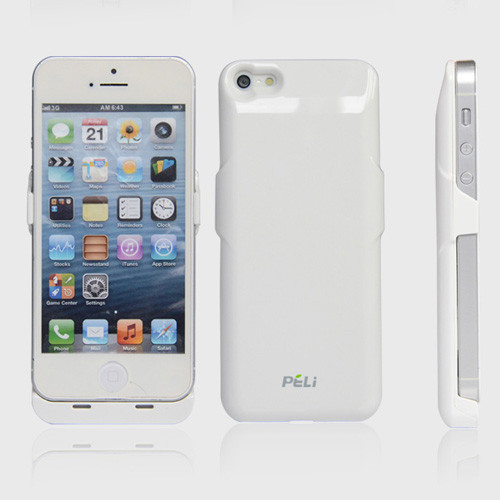 Quality High Capacity iPhone External Battery Charger ,Fashion 2200mAh Mobile Power Bank for sale