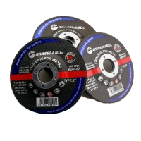 China EN12413 Depressed Centre 115 X 6Mm Inox Cutting Disc For Stainless Steel wholesale