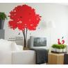 China Cool Tree Wall Flower Stickers G108 / Wall Sticker Art wholesale