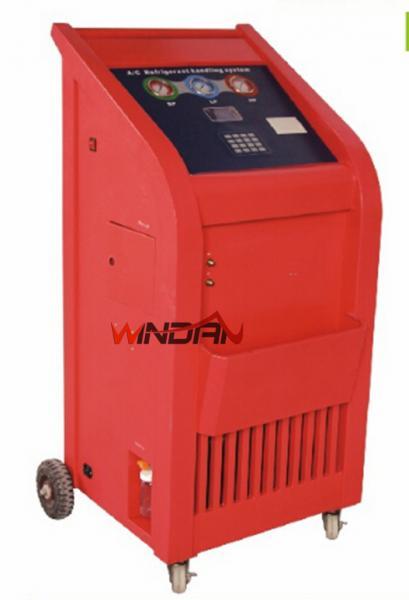 recovery refrigerant machine