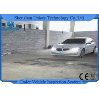 China High Scan Static Under Vehicle Inspection System Scanning for Any Vehicle Type wholesale