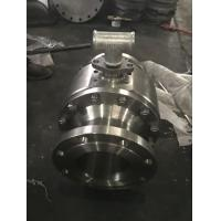 China WCB Or Froged Steel API 6D Ball Valve , Cast Steel Ball Valve A105 Body 150lb on sale