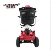 China Lead-acid Battery Powered Scooters , Travel Mobile Scooters For Disabled wholesale