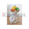 China Escala de la cocina de Digitaces del acero inoxidable del FDA con la bandeja redonda 20 kilogramos * 50 gramos wholesale