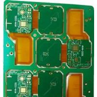 Buy cheap Rigid Flex Combined PCB Multilayer Printed Board Polyimide Material Lead Free HASL Surface Finishing  CE Rohs Standard from wholesalers