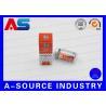China 10ml Vial Sticker With Laser Hologram Cardboard Vial Storage Box Printing Australia High Quality wholesale