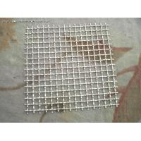 Rust Resistant Crimped Wire Mesh Weaving Patterns 22 SWG Copper Bbq Grill Net
