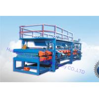 China Production line foam Sandwich roofing panel roll forming machine 32kw motor wholesale