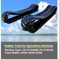 """China Wear Resistance T36 """" X P2 X 51JD Rubber Tracks For John Deere Tractors 9RT With Enhanced Structure And Cable wholesale"""