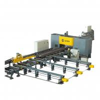 China High Speed CNC Beam Drilling and Sawing Machine Line Steel Structure Industry wholesale