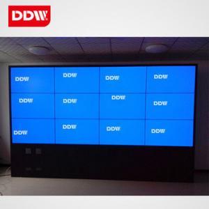 3x4 46 inch advertising video wall display DDW-LW4601 Foxconn Infocus video wall supplier