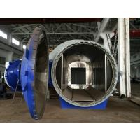 Buy cheap Horizontal High Pressure Composite Autoclave Pressure Vessel Of Aircraft Making from wholesalers