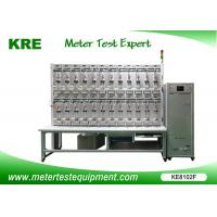 China 120A  Single Phase Meter Test Bench Multiple Switchable Channels Class 0.05 wholesale