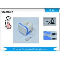 Quality Human Use Two Probe Connector 10 inch VGA monitor B/W Ultrasound Scanner for sale
