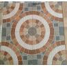 China Dark Gray 400 X 400 Porcelain Floor Tiles ,  Outside Porcelain Tiles 400x400 wholesale