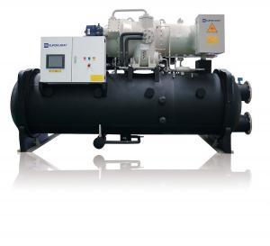 Buy cheap 高性能の 2 ステージの圧縮 PID 制御を用いる遠心水スリラー from wholesalers