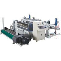 China QH-PACK 1600C Model Automatic Paper Slitter Rewinder Machine 11 Kw Power wholesale