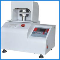 China Multi-fuction Electronic Paper Testing Equipments , LCD Carboard Ring Crush Tester wholesale