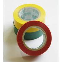 Buy cheap colored pvc electrical insulation tape from wholesalers