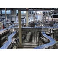China Complete Aseptic Carton Filling Machine For Juice Or Milk Making Plant wholesale