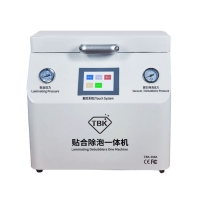 Buy cheap High Quality 2 in 1 TBK 308A OCA Vacuum Laminating Machine Bubble Removing from wholesalers
