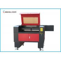 China CO2 100W Mini Laser Cutting Machine For Nonmetal High Efficiency wholesale