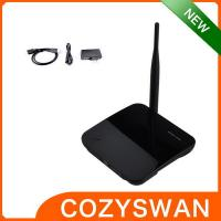 China Android 4.2 Quad Core RK3188 Smart TV Box MK839 Full HD 3D 1.6ghz with Wifi , Carema on sale