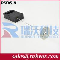RW0518 Security Tether   Retractable Security Retractor,Retractable Anti-theft Pull Box for Perfume