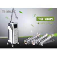 China RF Laser Tube  Fractional Co2 Laser Vaginal Tightening Machine With 10600nm wholesale