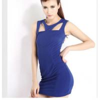 China Polyester Womens Cocktail Dresses wholesale