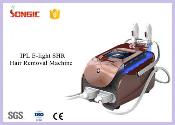 Permanent Intense pulsed Light telangiectasia Equipment, IPL Hair Removal Machine