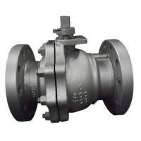 China 6' Manual Operation full Opeing Material A216 Gr WCB Ball Valve Class 150 wholesale