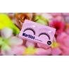 China Everyday Natural False Eyelashes For Asian Eyes , Black Fake Eyelashes wholesale