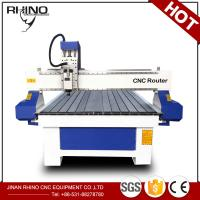 China 2D / 3D Woodworking CNC Router Engraving Machine With Stepper Motor Drivers wholesale